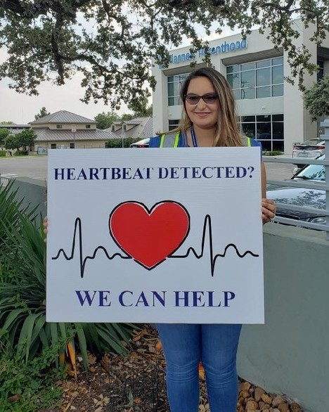 Heartbeat Sign With Alejandra Edited
